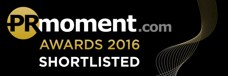 PR Moment Awards Shortlisted